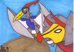Dinobots by Robomonkey82