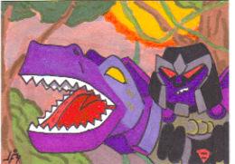 Beast Wars Megatron by Robomonkey82