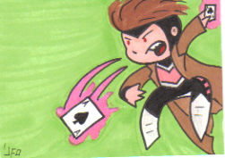 Gambit by Robomonkey82