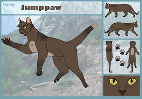 Jumppaw - TWG Ref by DrowsyInsomnia