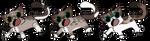 Deerlings - DOW by DrowsyInsomnia