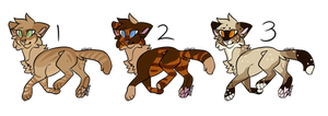 100 Point Cat Adopts - 2/3 OPEN