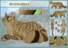 Orchidkit - TWG by DrowsyInsomnia