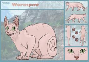 Wormpaw - TWG by DrowsyInsomnia
