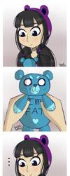 The best teddy bear by Serah-Saroc