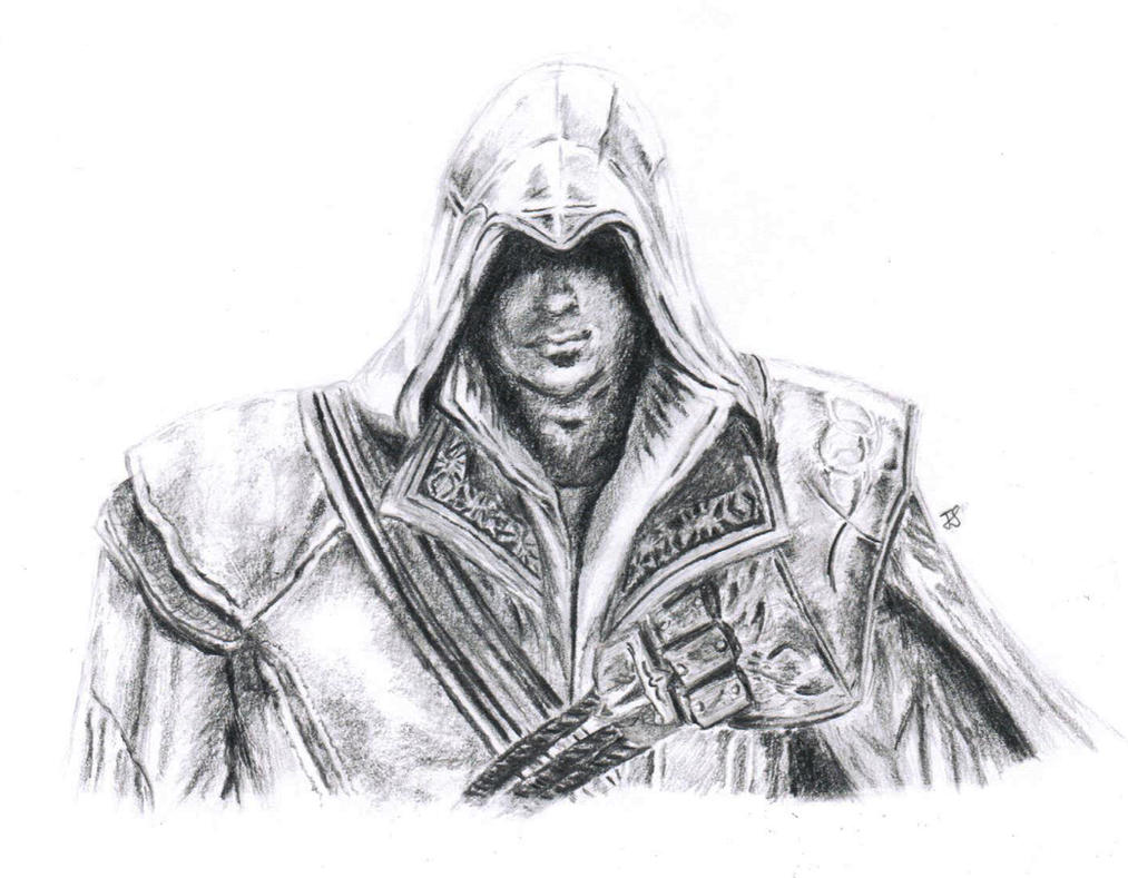 Ezio Auditore da Firenze by AgtBauer24