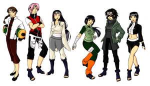 Naruto: Re-gendbend 1