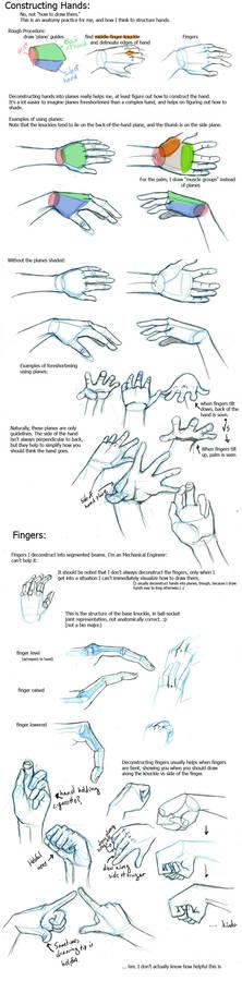 Deconstructing Hands