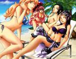 OP: Bikini girls 3D2Y