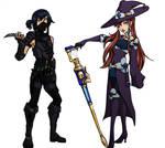 Rogue and Gunmage