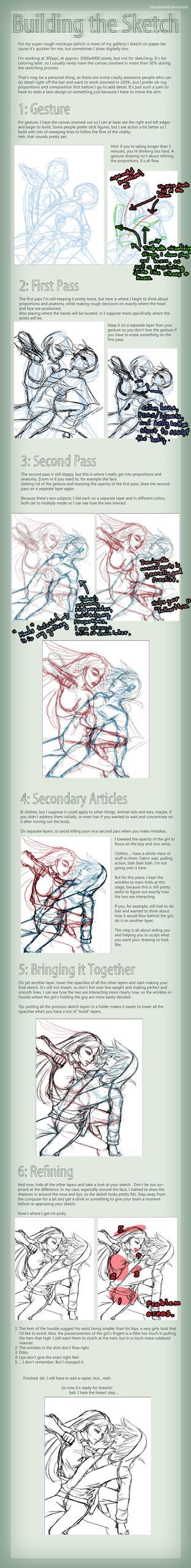 Tutorial: Building a Sketch by klinanime