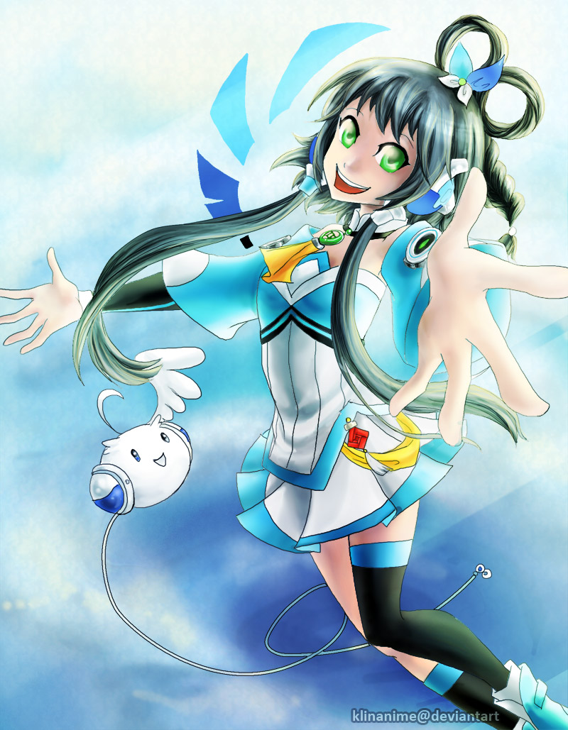 Vocaloid: Luo Tianyi