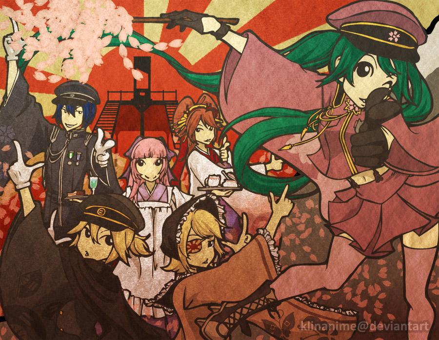 Vocaloid: Senbonzakura