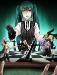 Vocaloid: Tokyo Cyber Detectives