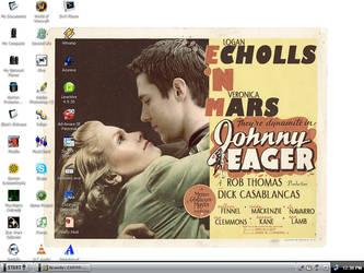 My way nerdy VM desktop by DeviDarkWolf
