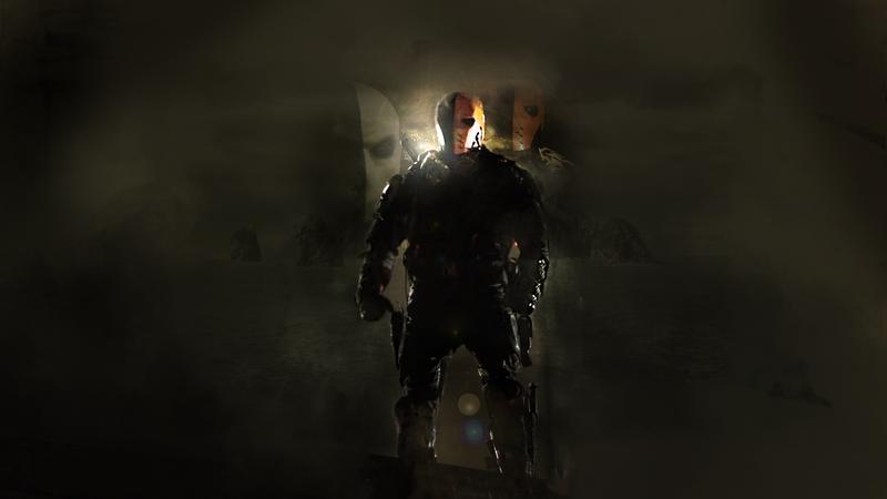 Deathstroke | Arrowverse Wiki | FANDOM powered by Wikia