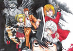 Death Note Coloration