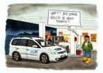 Neulich an der Tankstelle... by nessi6688