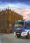 Stralsund Town Hall by nessi6688