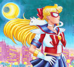 Codename wa: Sailor V by nessi6688