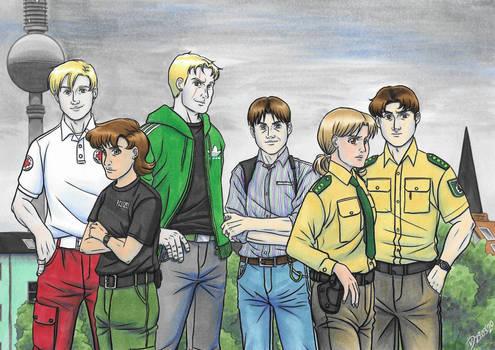 Group shot 2005
