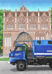 THW Neubrandenburg