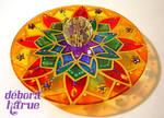 022 Mandala incensario