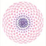 Mandala - Crown chakra