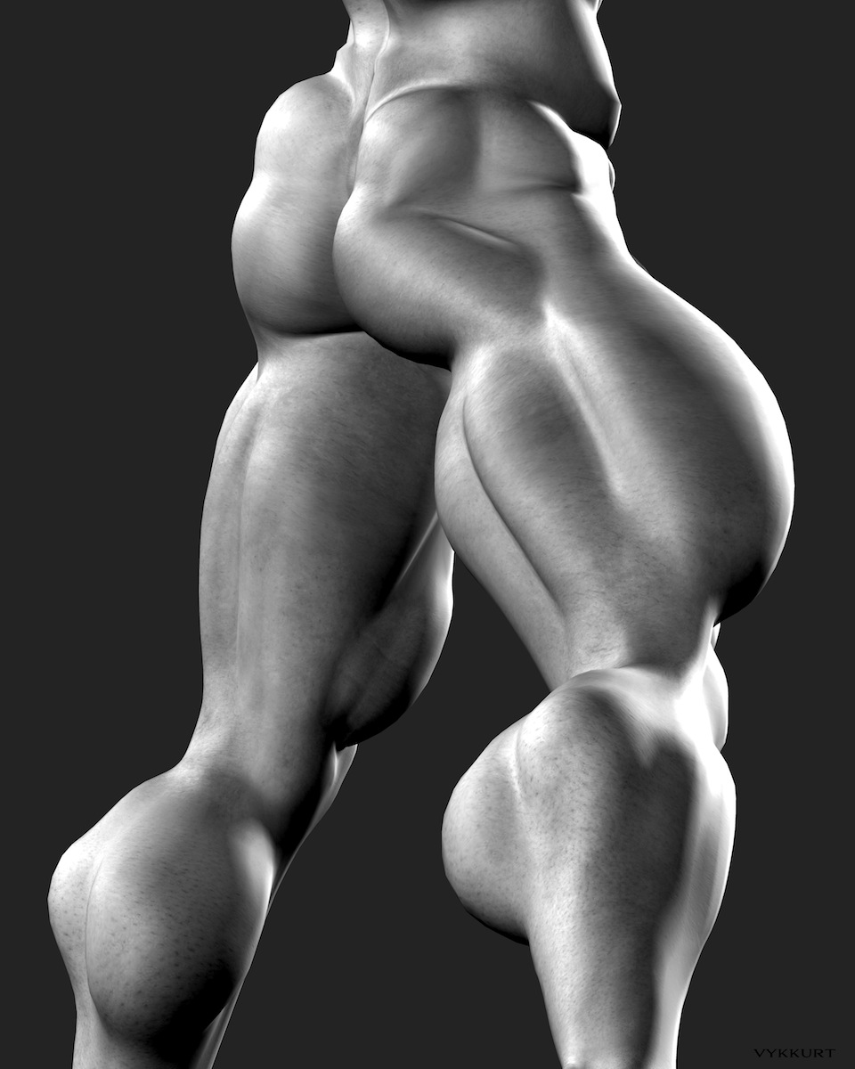 Nude Muscle Dudes 118