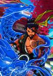 Hanzo Shimada-Overwatch