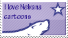 I love Nelvana cartoons stamp by Annorelka