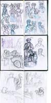 My sketchbook 3