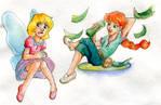 Unusual fairies