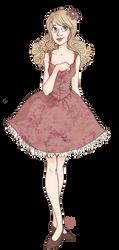 Kira for Suesanne by Annorelka