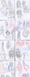 My sketchbook 30 by Annorelka