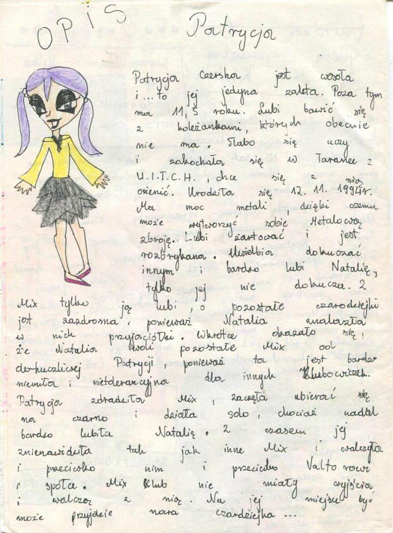 Mhroczna Patti by Annorelka
