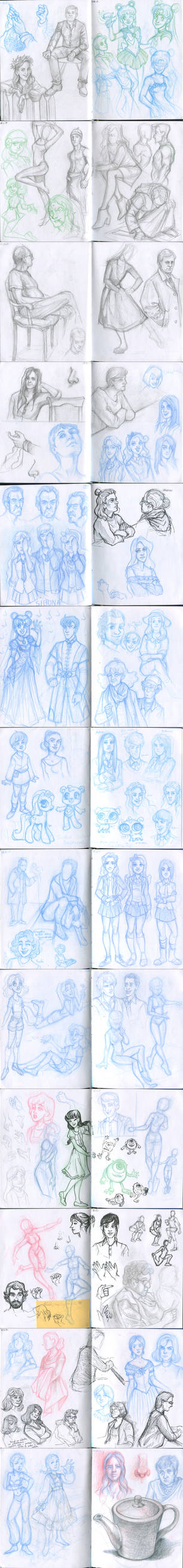 My sketchbook 40