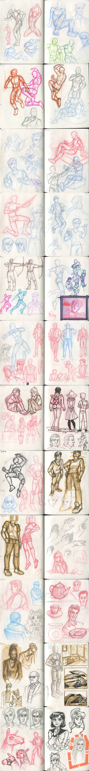 My sketchbook 44