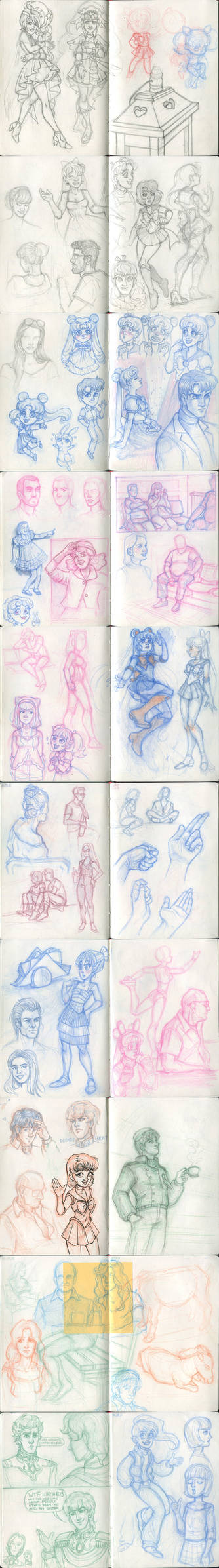 My sketchbook 46