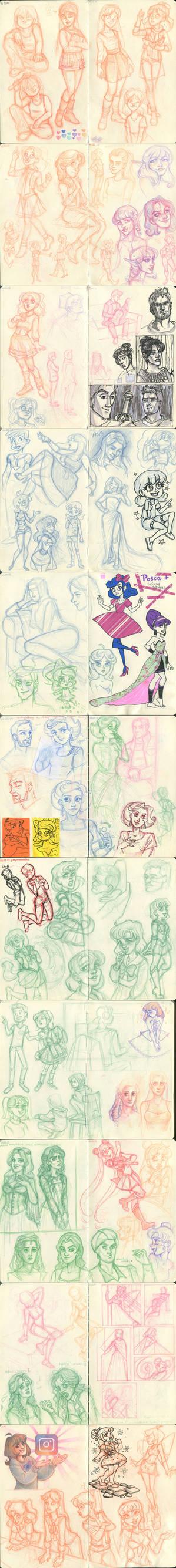 My sketchbook 50