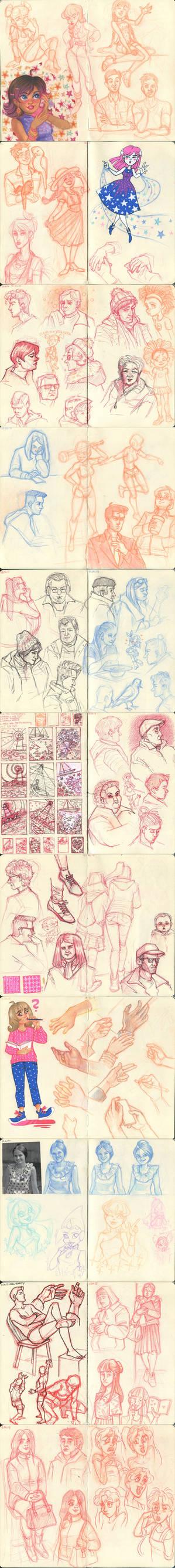 My sketchbook 51