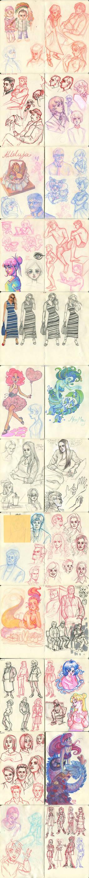 My sketchbook 52