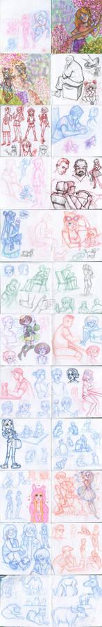 My sketchbook 53