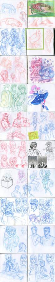 My sketchbook 54