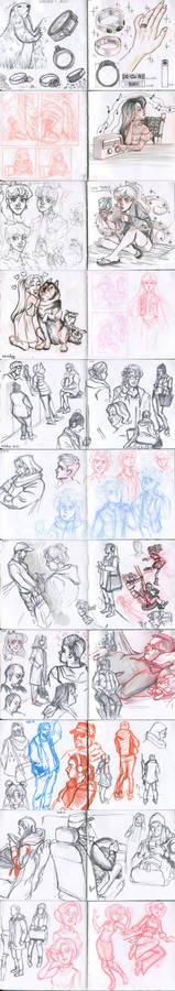 My sketchbook 57