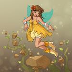 Winx: animated Terra