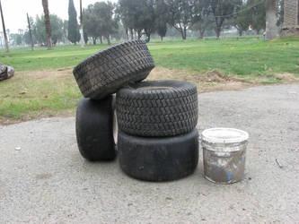 Tires Stock by reddev1n
