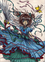 Cardcaptor Sakura 2 by SoulSoDeep