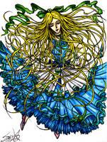 Alice in Wonderland by SoulSoDeep