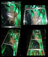 Sephiroth Statue SENIX SR by SoulSoDeep